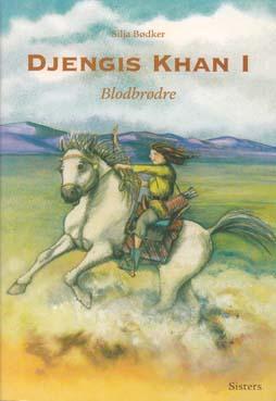 Djengis Khan I Forside