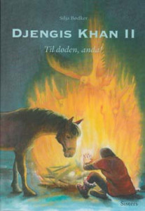 Djengis Khan II Forside