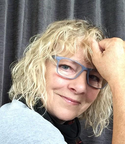 Forfatter Silja Bødker